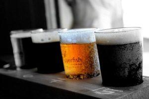différents types de bières